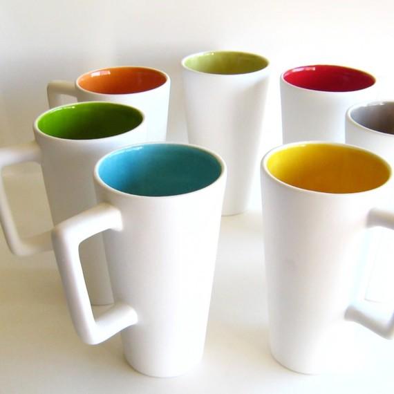 maybe - Colorful Mugs