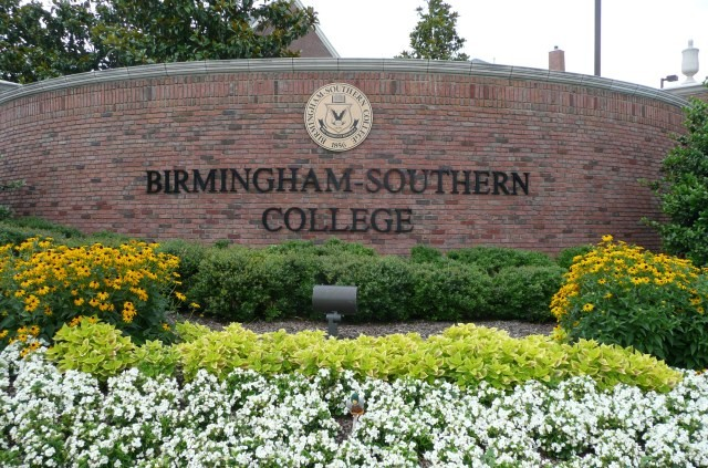 birmingham southern college thesis Nigel barber born () november birmingham-southern college: thesis: and then at birmingham-southern college as an assistant professor.