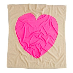 valentines - blanket