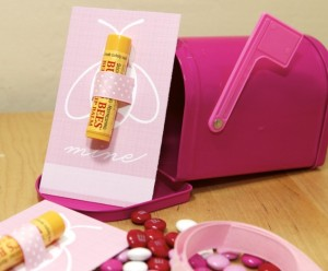 valentines - burt's bees