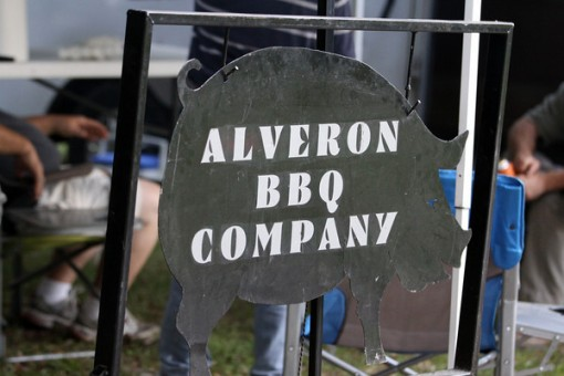 Summerville BBQ sign