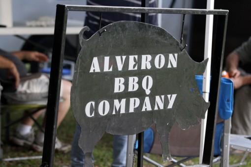 Summerville BBQ sign
